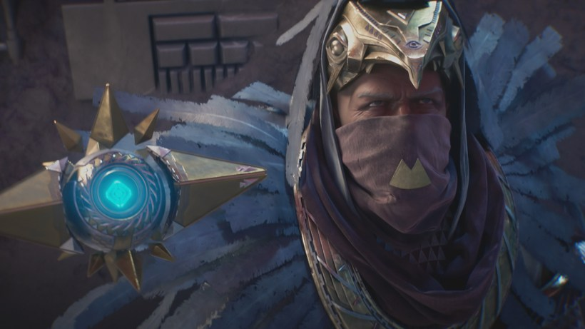 La Maldición de Osiris - Destiny 2