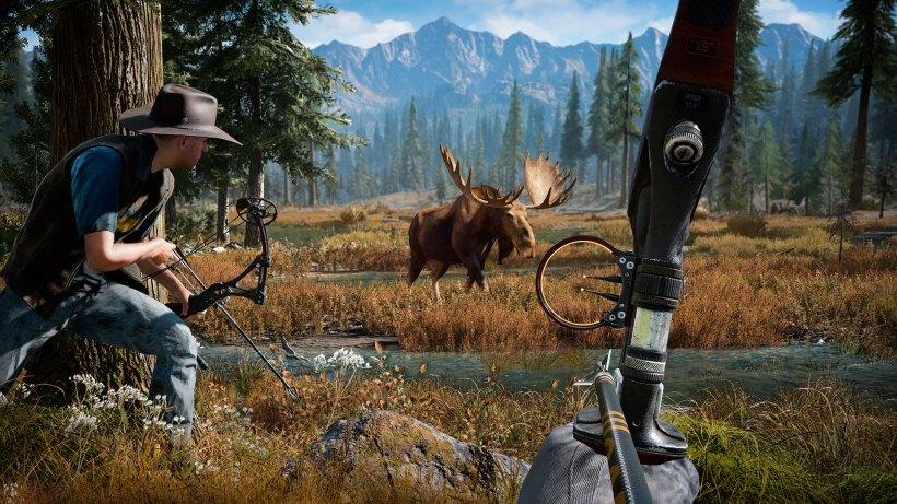 modo cooperativo de Far Cry 5