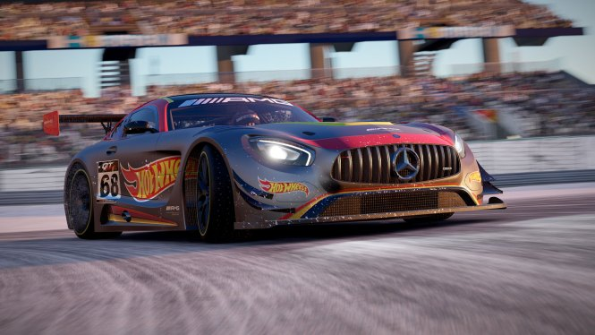 Project Cars y Hot Wheels
