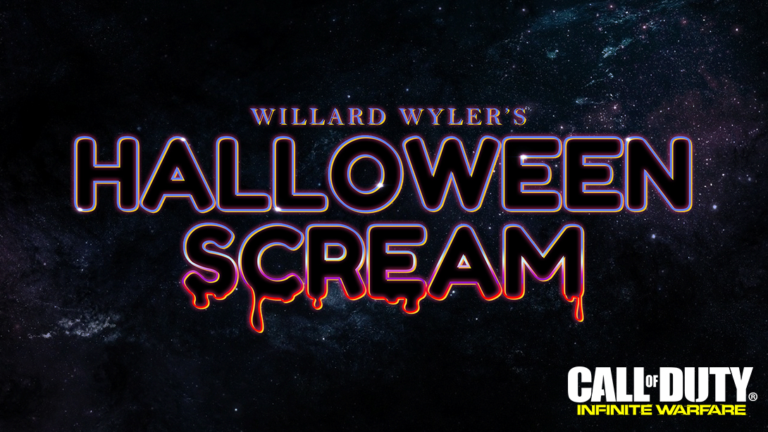 Willar Wyler's Halloween Scream