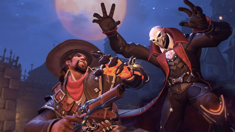 evento de Halloween 2017 de Overwatch