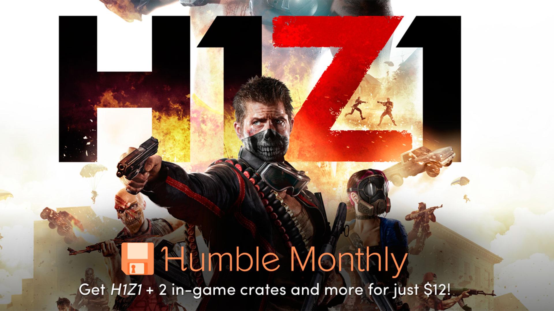 Humble Monthly Bundle Diciembre 2
