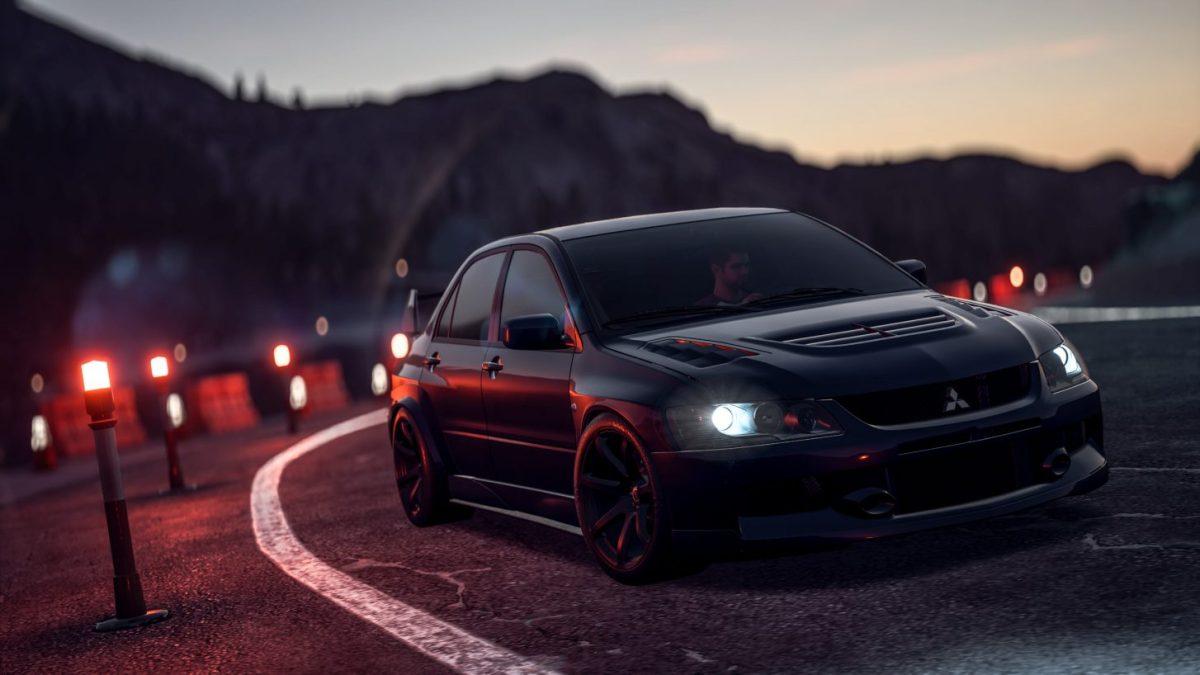 progresión de Need For Speed Payback