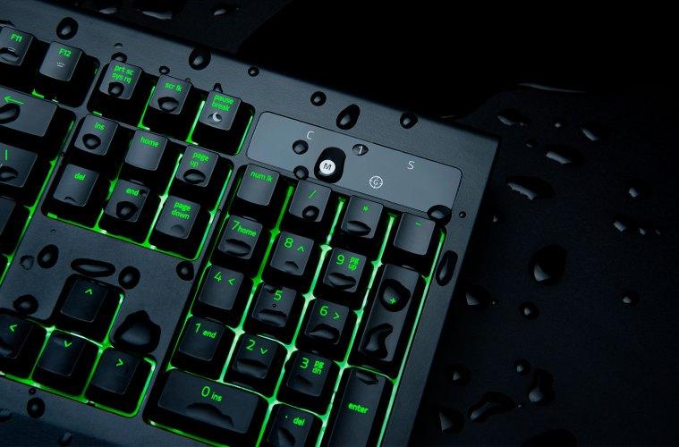 mejorado Razer BlackWidow Ultimate