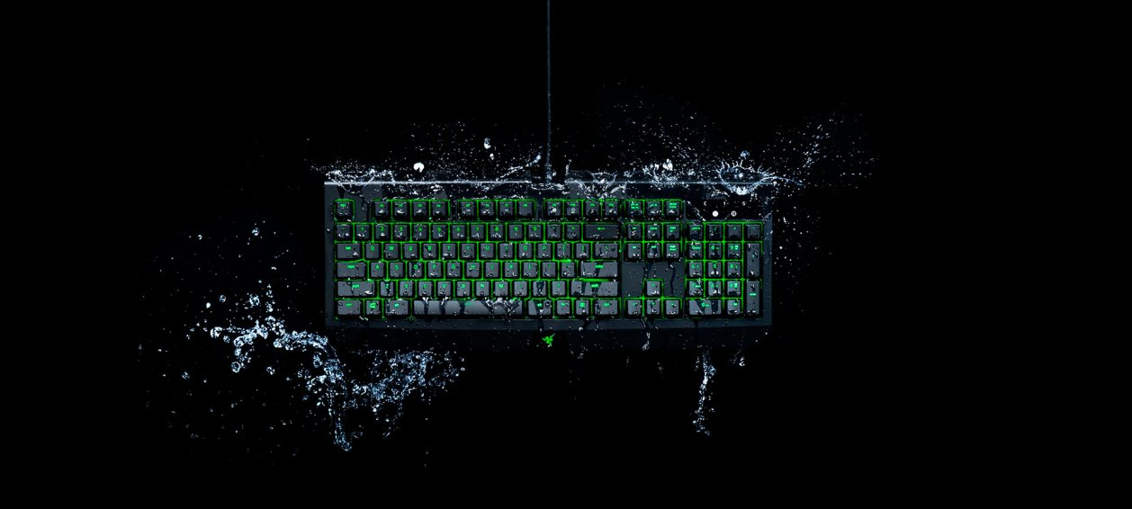 mejorado Razer BlackWidow Ultimate