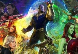 Primer tráiler de Vengadores: Infinity War