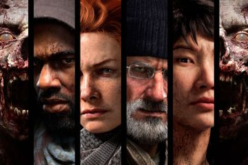 tráiler cinemático de OVERKILL's The Walking Dead