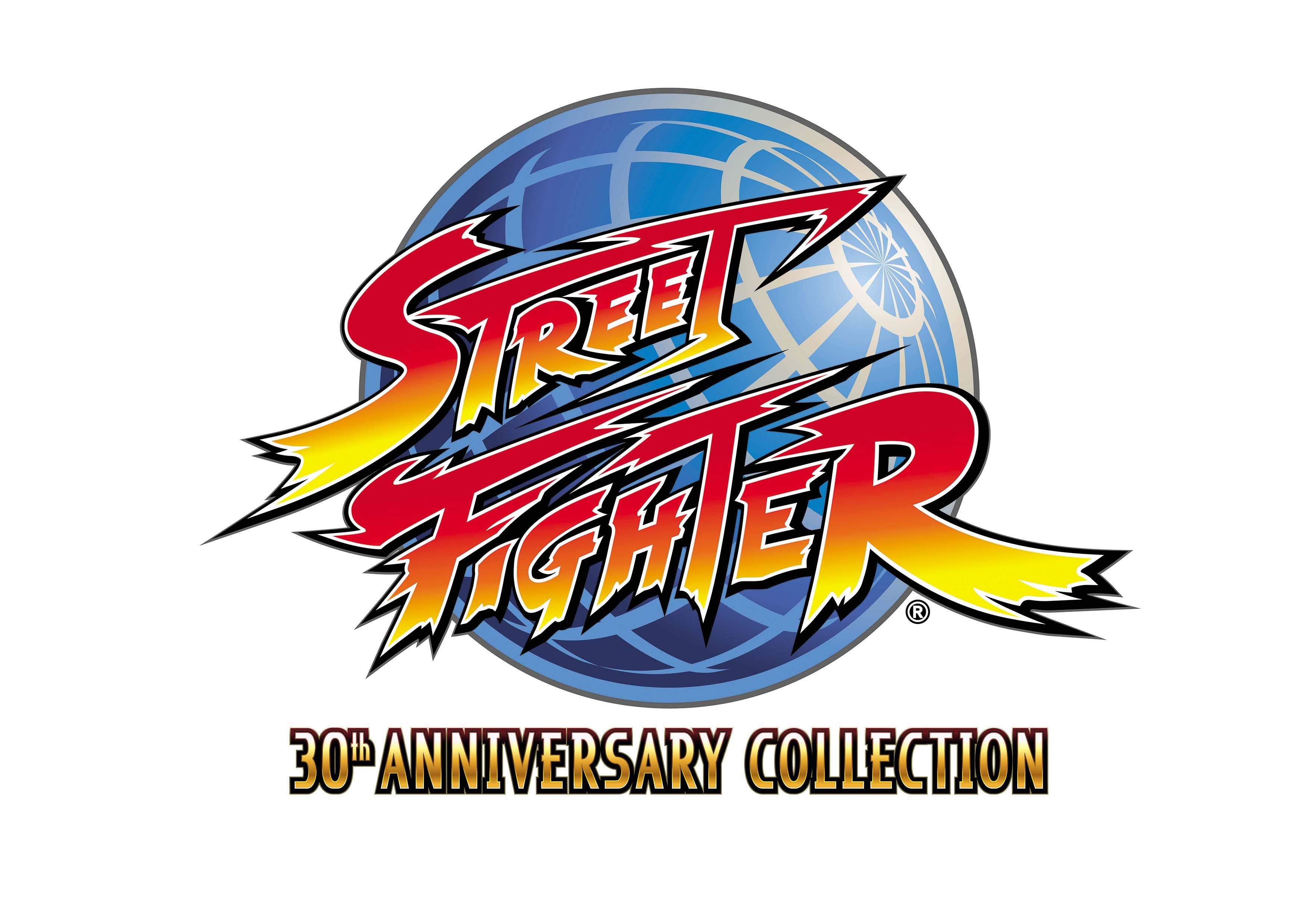 Street Fighter 30 Anniversary Collection