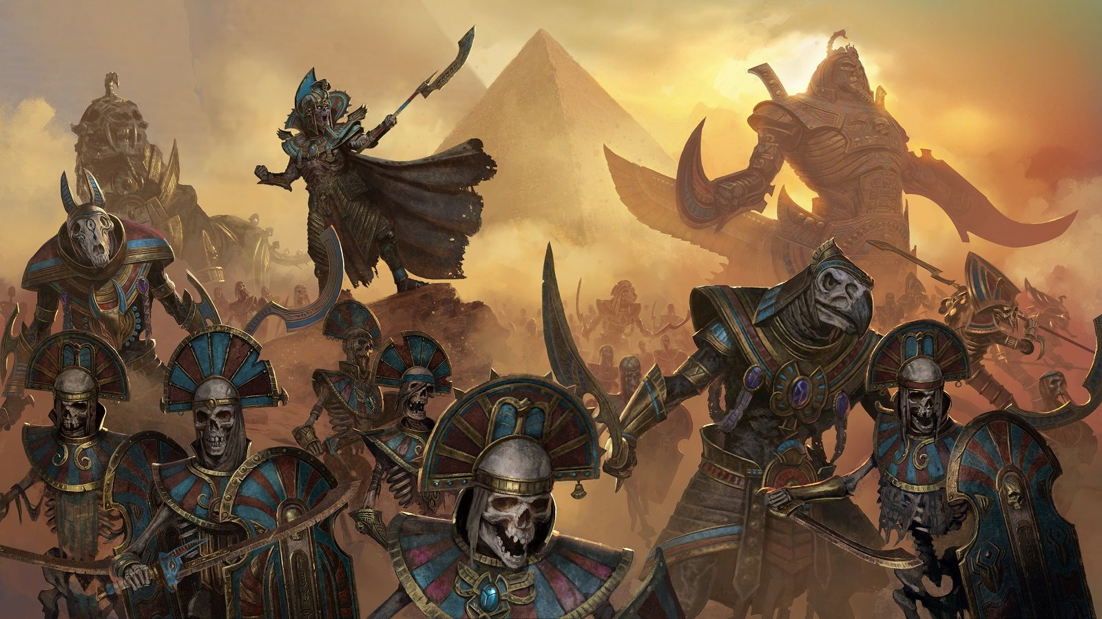 Rise of the Tomb Kings