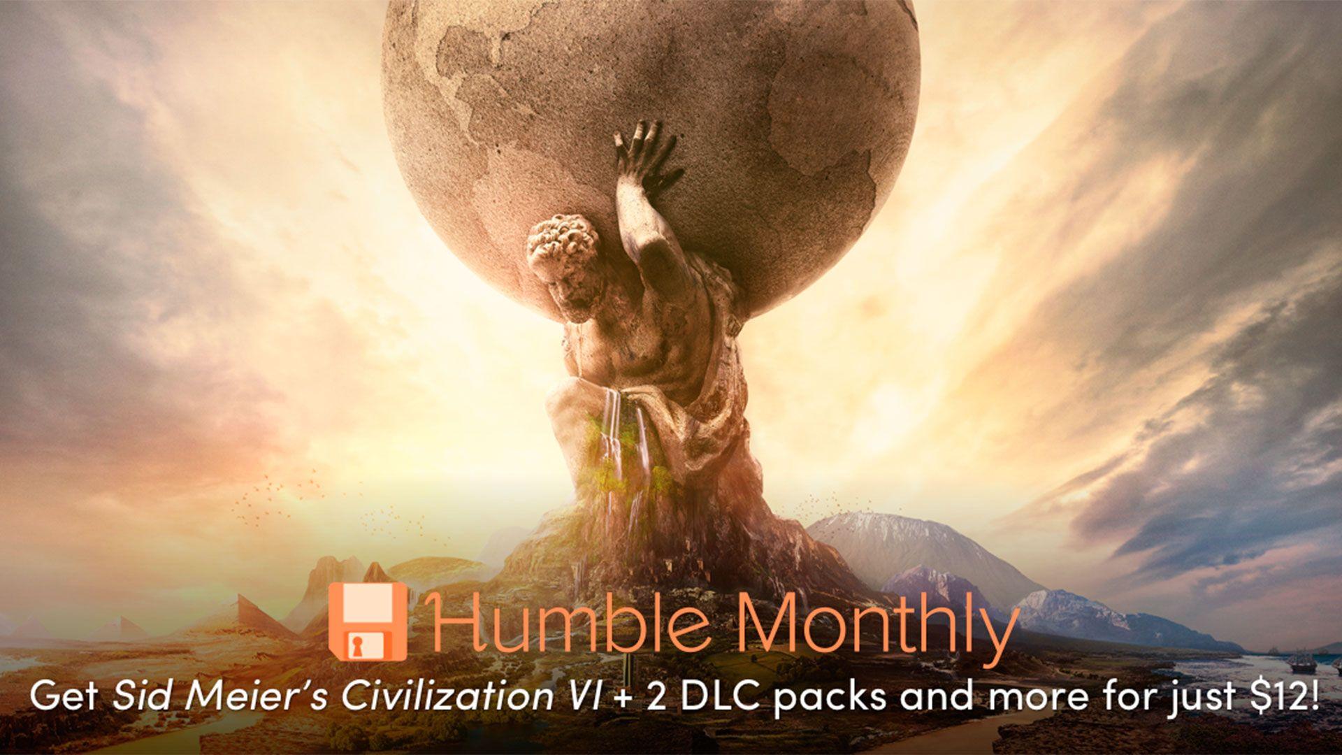 Humble Monthly Bundle de febrero 2018