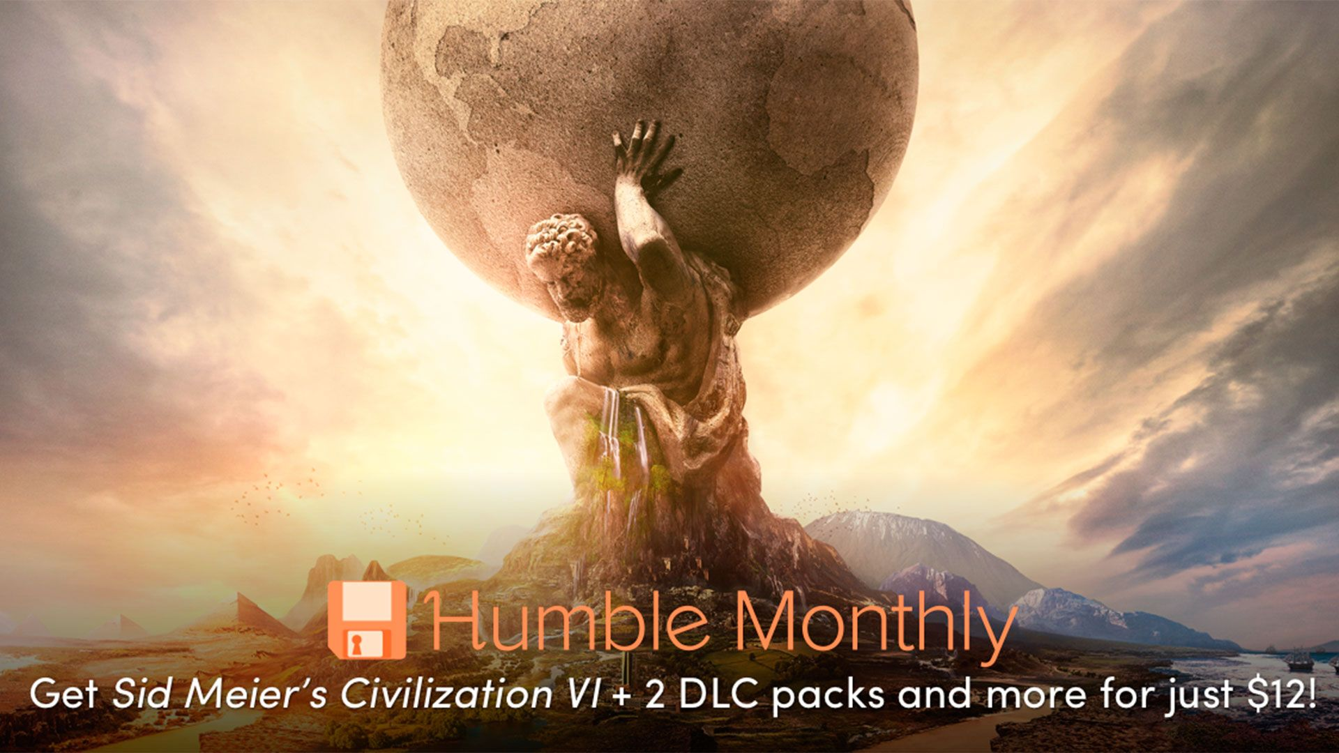 Humble Monthly Bundle de febrero 2018