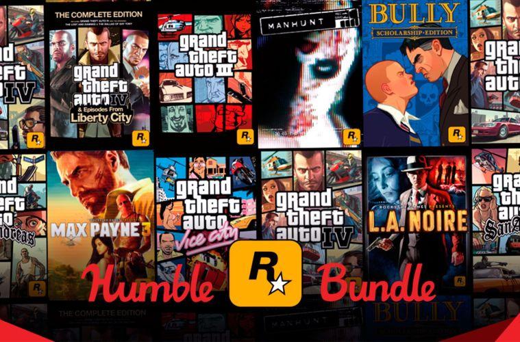Humble Rockstar Games Bundle