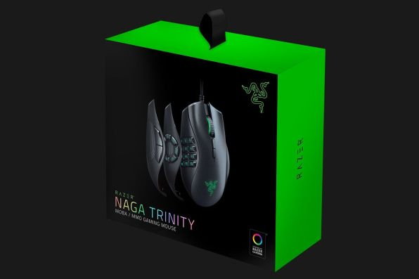 Razer Naga Trinity