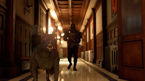 Wolfenstein II: Los diarios de la agente Muerte Silenciosa