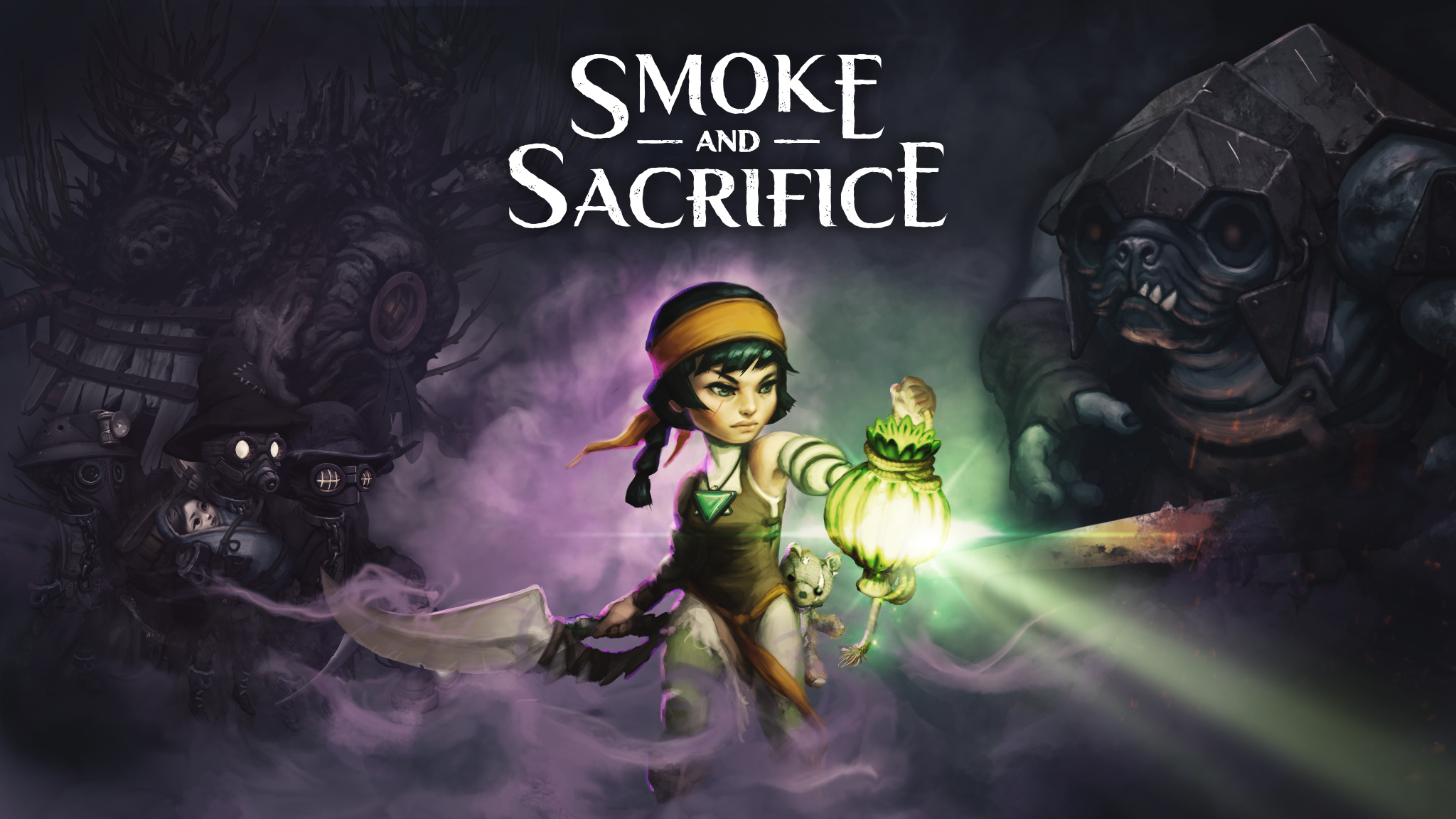 Smoke and Sacrifice - art