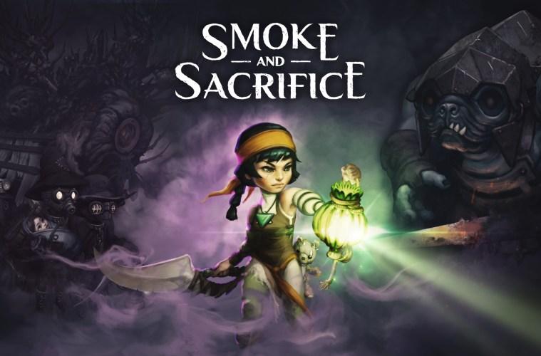Smoke and Sacrifice - art