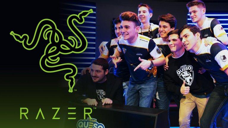 Razer es el nuevo sponsor de Team Queso