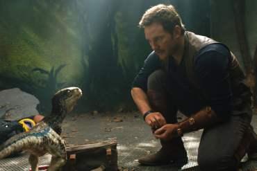 Jurassic World El Reino Caído 32d