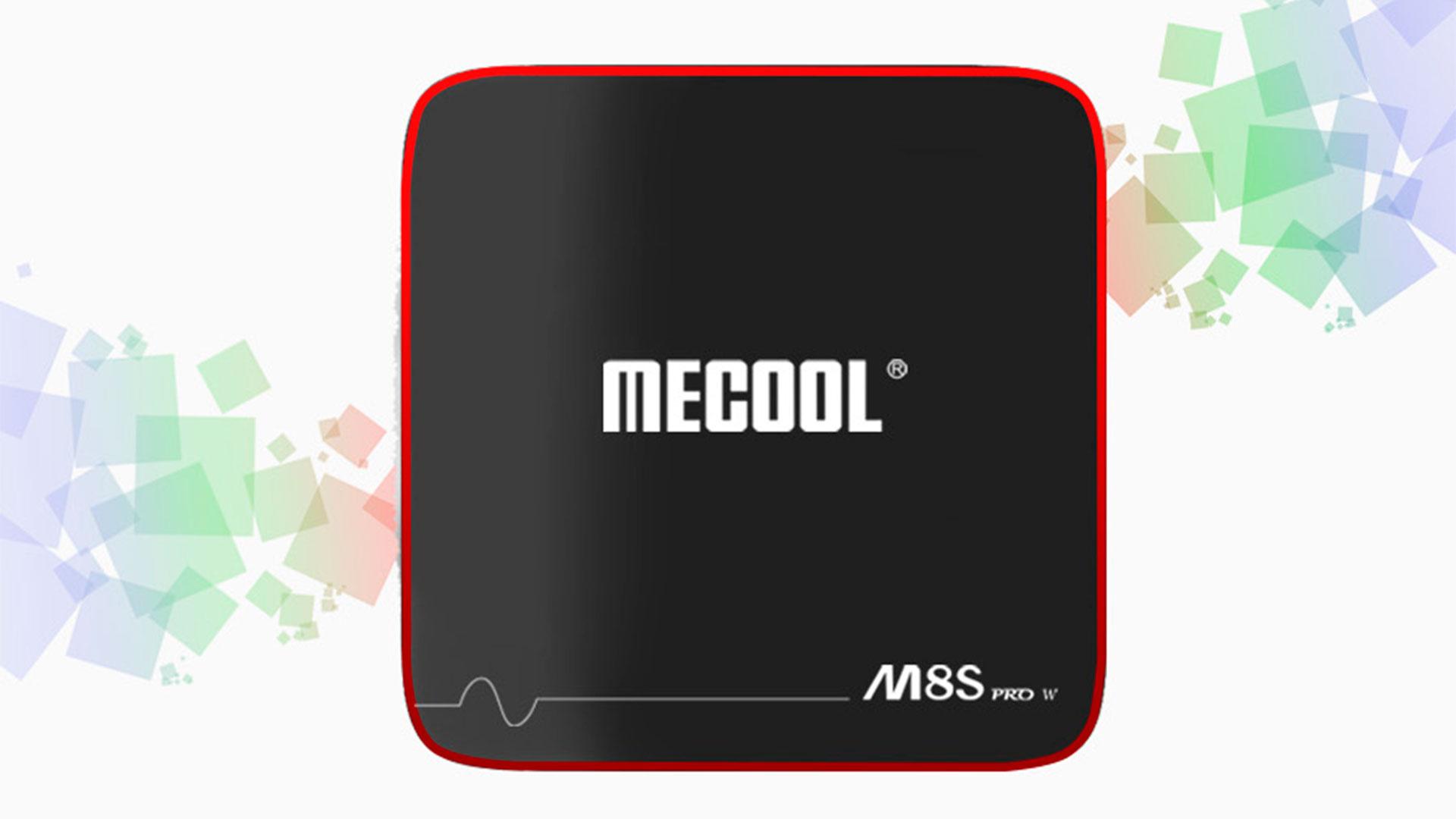 Análisis - Review] Mecool M8S PRO W