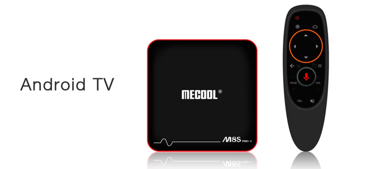 Análisis - Review] Mecool M8S PRO W