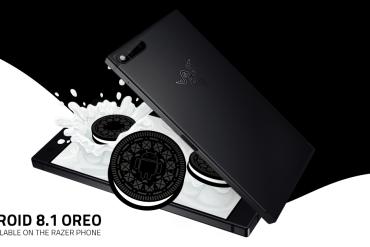 actualización Android Oreo 8.1 para el Razer Phone
