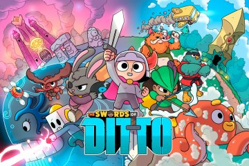 Requisitos de The Swords of Ditto