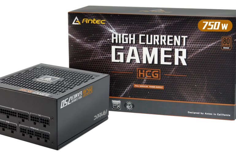 PSUs High Current Gamer Bronze