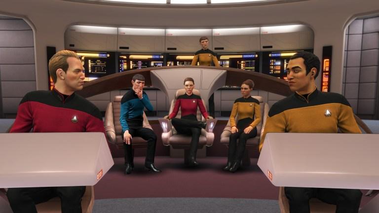 Star Trek: Bridge Crew - The Next Generation