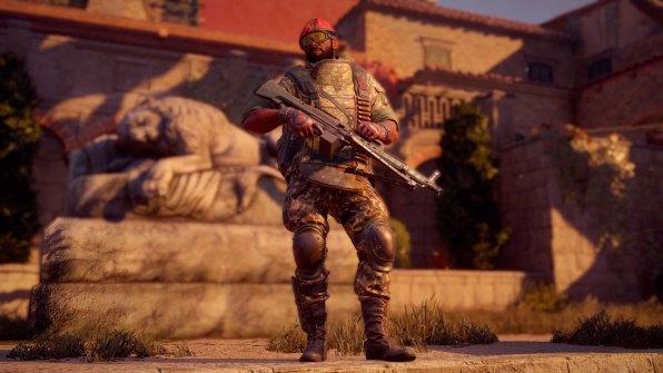 Tom Clancy's Rainbow Six Siege - Operación Bellum (5)