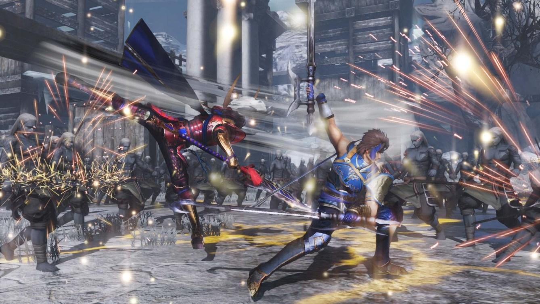 Warriors Orochi 4 Anuncio 2