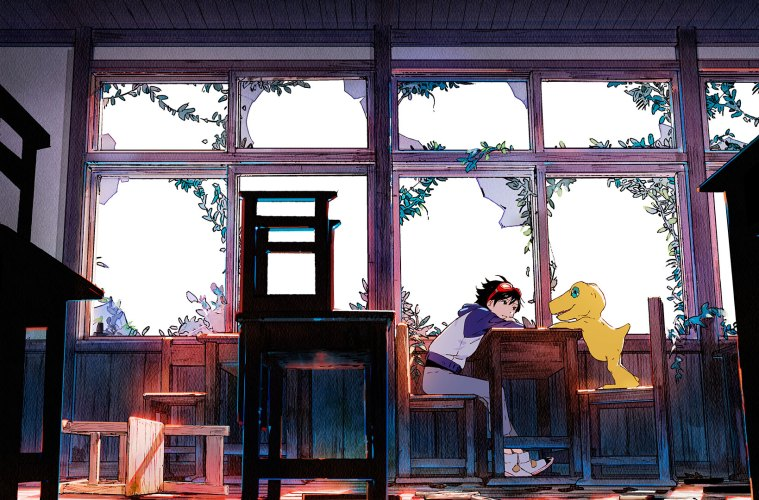 desarrollo de Digimon Survive