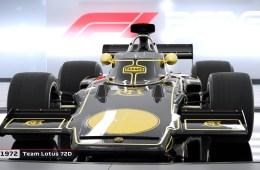 vehículos clásicos de F1 2018