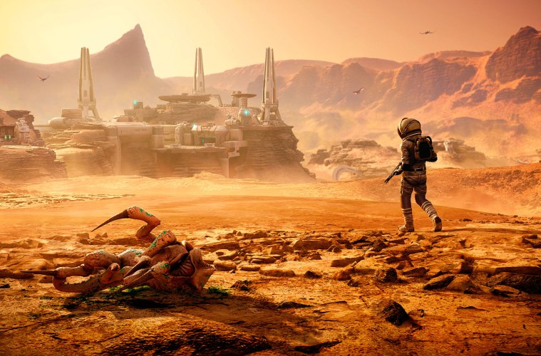 Far Cry 5: Perdido en Marte