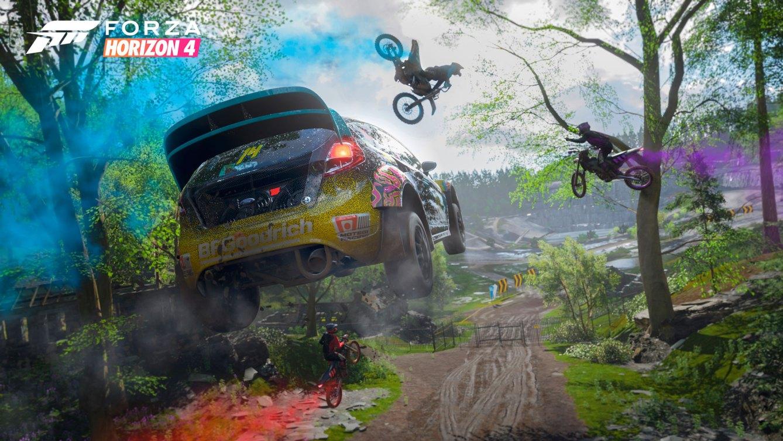 Forza Horizon 4 Gamescom 2018