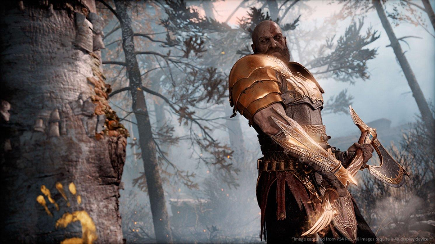 God of War Actualizacion 20 agosto 4