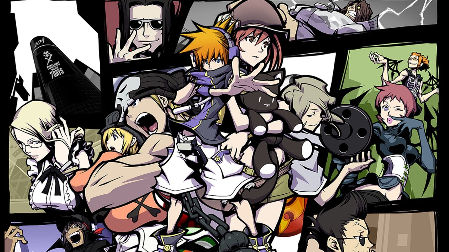 fecha de lanzamiento de The World Ends With You -Final Remix-