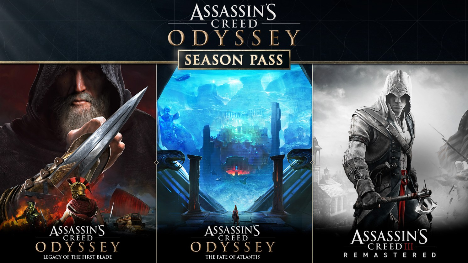 Assassin's Creed Odyssey Post lanzamiento