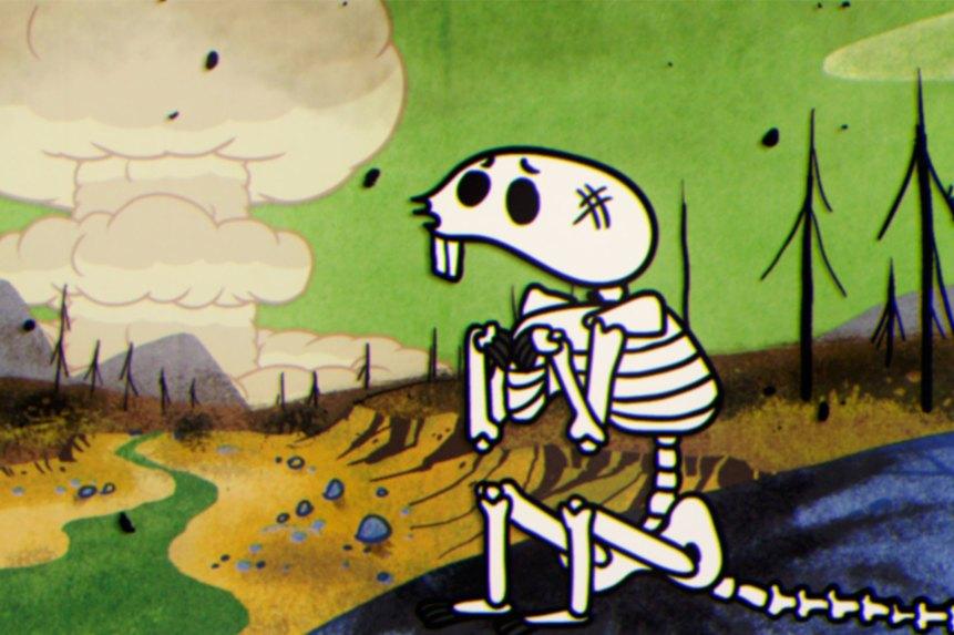 Fallout 76 Animado