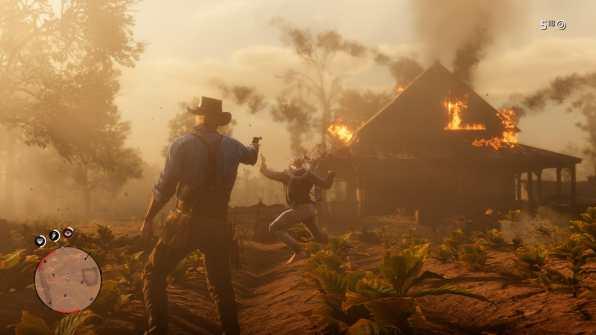 Red Dead Redemption 2 - Dead Eye (4)