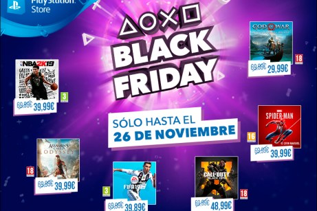 PlayStation Store Black Friday 2018 2