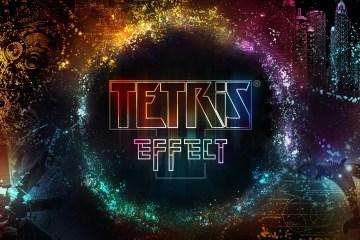trofeos de Tetris Effect