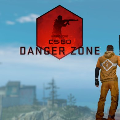 CSGO DANGER ZONE