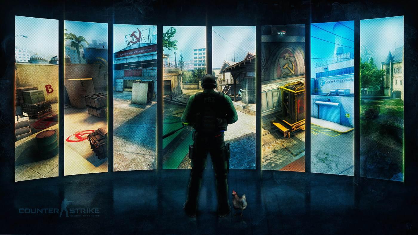 Counter Strike Global Offensive Wallpaper 1
