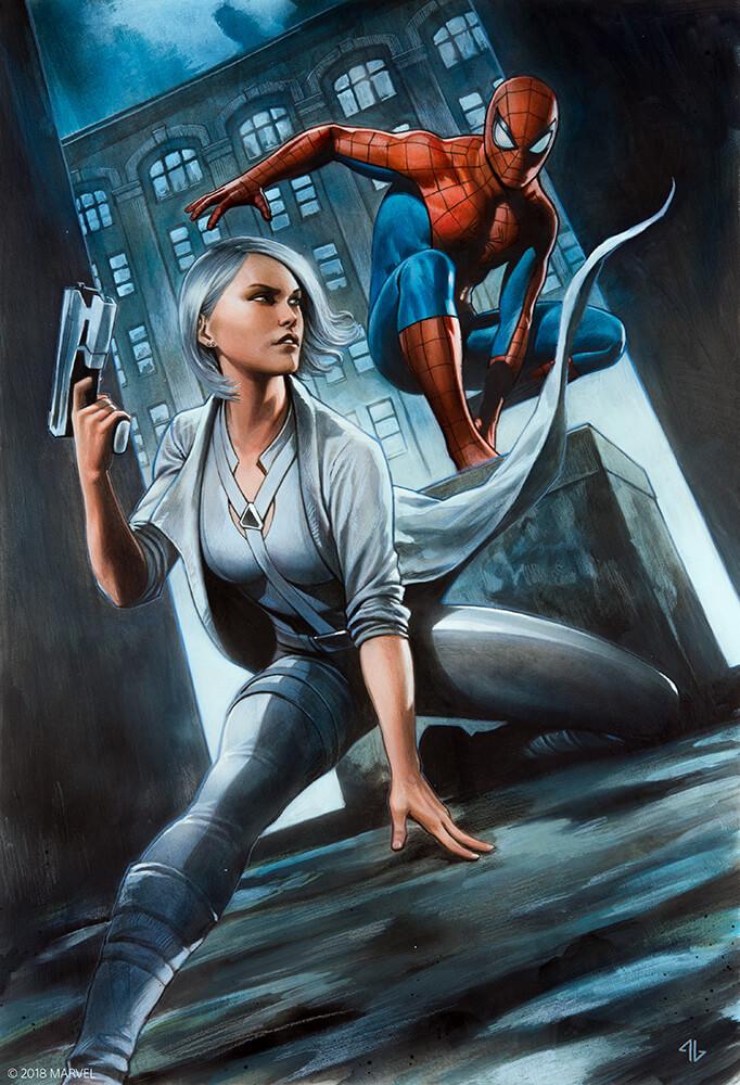 Marvel's Spider Man: Silver Lining