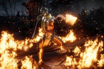 nuevo Mortal Kombat 11