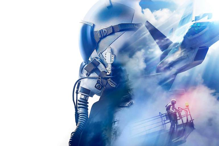 Ace Combat 7 Skies Unknown Análisis ID