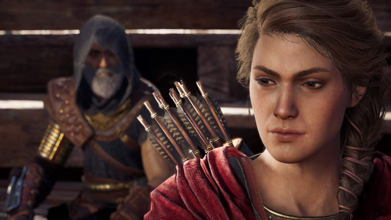 Assassins Creed Odyssey Actualización Enero 3