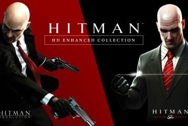 Hitman HD Enhanced Collection