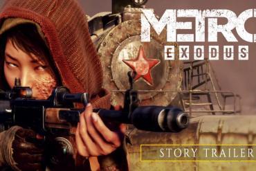 historia de Metro Exodus