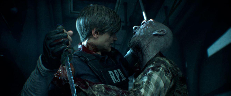 Resident Evil 2 Análisis Texto 2